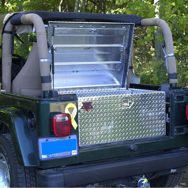 Jeep Utility Box